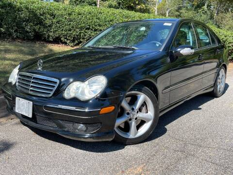 2006 Mercedes-Benz C-Class for sale at El Camino Auto Sales - Global Imports Auto Sales in Buford GA