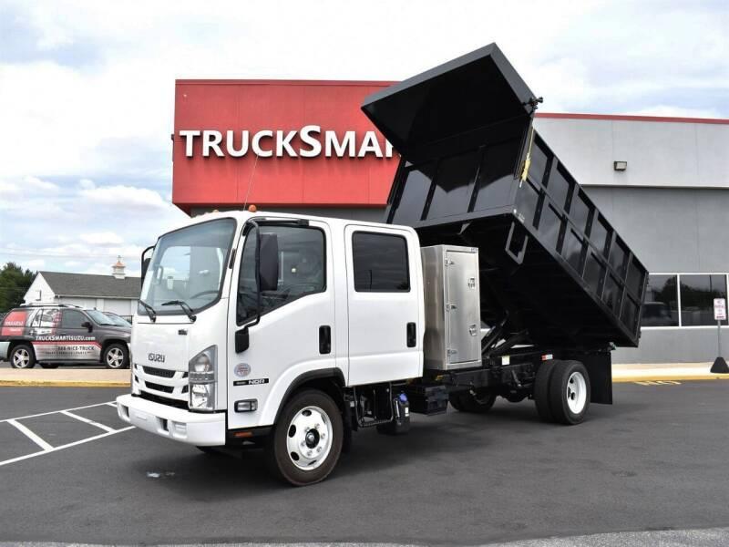 2021 Isuzu NQR for sale at Trucksmart Isuzu in Morrisville PA