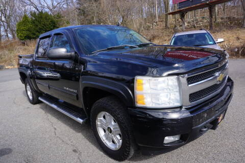 2011 Chevrolet Silverado 1500 for sale at Bloom Auto in Ledgewood NJ