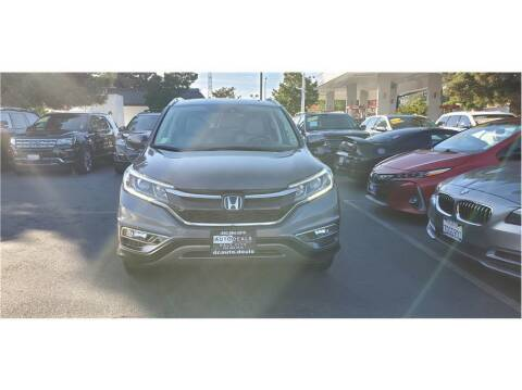 2015 Honda CR-V for sale at AutoDeals in Daly City CA