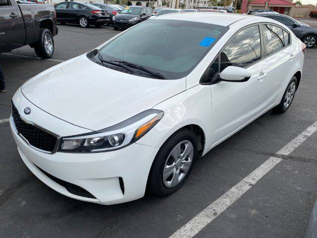 2018 Kia Forte for sale at Brown & Brown Wholesale in Mesa AZ
