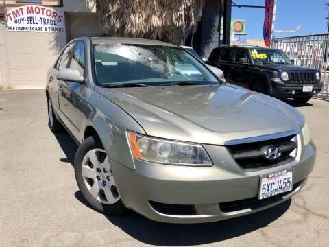 2007 Hyundai Sonata for sale at TMT Motors in San Diego CA