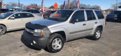 2005 Chevrolet TrailBlazer for sale at Extreme Auto Sales in Clinton Township MI