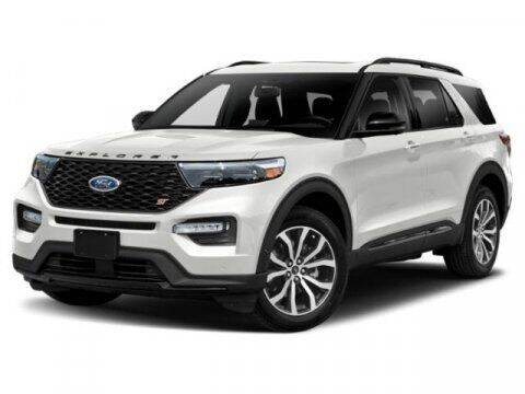 2022 Ford Explorer for sale in Georgetown, TX