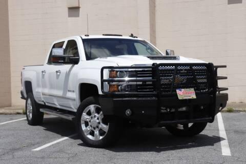 2017 Chevrolet Silverado 2500HD for sale at El Compadre Trucks in Doraville GA