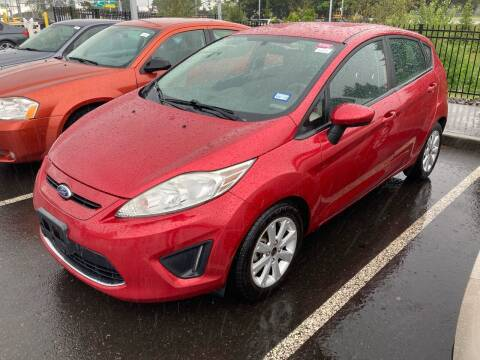 2011 Ford Fiesta for sale at Blue Line Auto Group in Portland OR