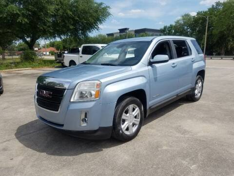 2014 GMC Terrain for sale at FAMILY AUTO BROKERS in Longwood FL