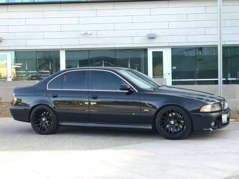 2000 BMW M5 for sale at DieselIt in Laguna Hills CA