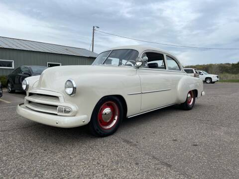 1951 Chevrolet Bel Air for sale at Hwy 47 Auto Sales in Saint Francis MN