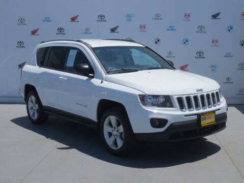 2016 Jeep Compass for sale at Cars Unlimited of Santa Ana in Santa Ana CA