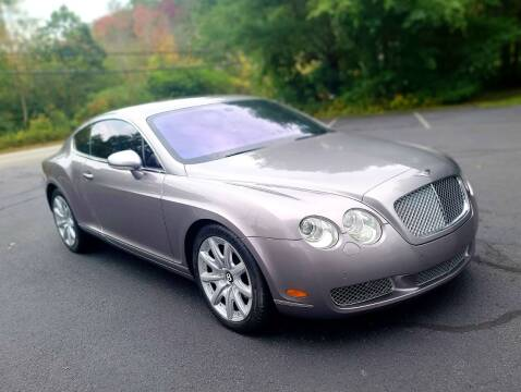 2005 Bentley Continental for sale at Flying Wheels in Danville NH