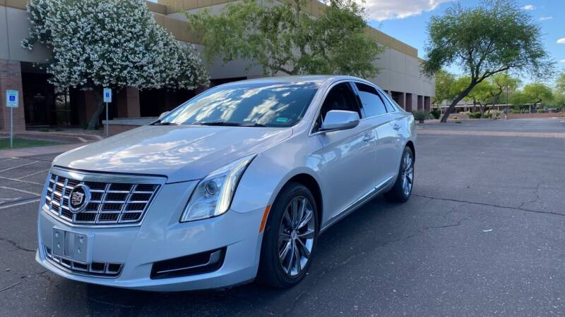 2013 Cadillac XTS for sale at Autodealz in Tempe AZ