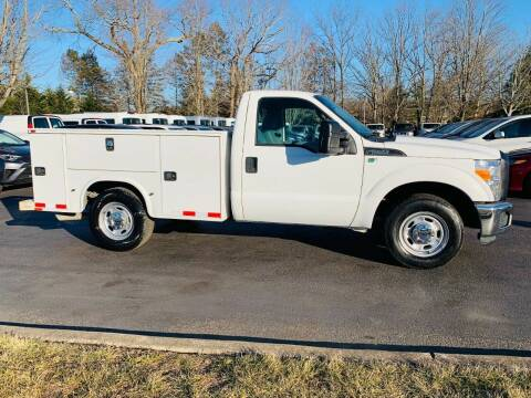 2015 Ford F-250 Super Duty for sale at iCar Auto Sales in Howell NJ