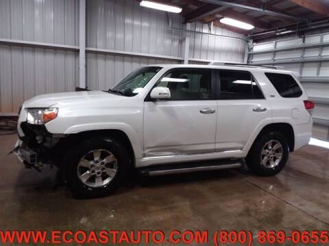 2013 Toyota 4Runner for sale at East Coast Auto Source Inc. in Bedford VA