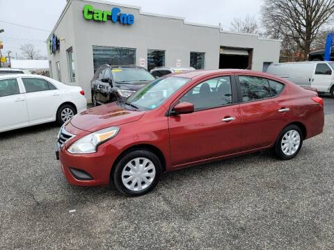 2019 Nissan Versa for sale at Car One in Essex MD