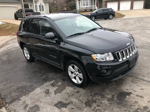 2011 Jeep Compass for sale at Nice Cars in Pleasant Hill MO