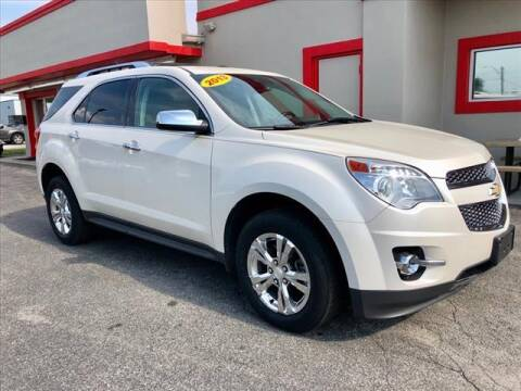 2013 Chevrolet Equinox for sale at Richardson Sales & Service in Highland IN