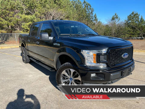 2019 Ford F-150 for sale at Selective Imports in Woodstock GA