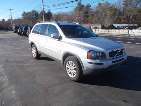 2008 Volvo XC90 for sale at MATTESON MOTORS in Raynham MA
