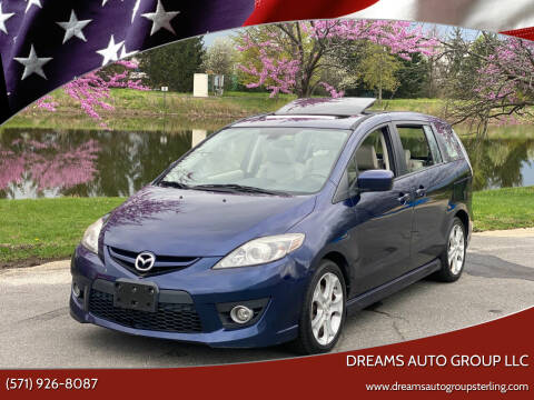 2010 Mazda MAZDA5 for sale at Dreams Auto Group LLC in Sterling VA