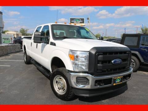 2015 Ford F-250 Super Duty for sale at AUTO POINT USED CARS in Rosedale MD