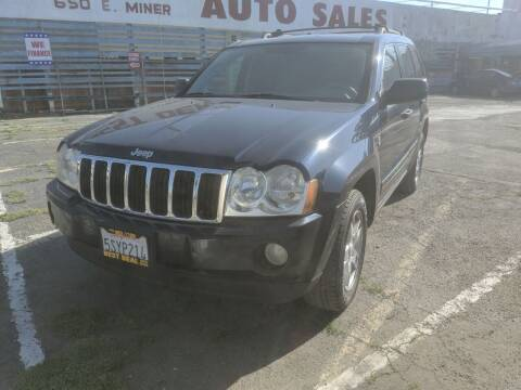 2006 Jeep Grand Cherokee for sale at Best Deal Auto Sales in Stockton CA