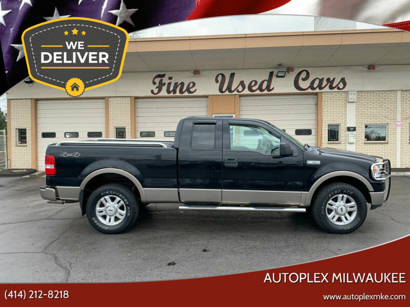 2004 Ford F-150 for sale at Autoplex Milwaukee in Milwaukee WI