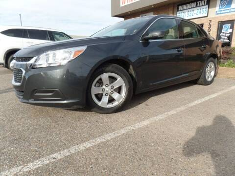 2014 Chevrolet Malibu for sale at Flywheel Motors, llc. in Olive Branch MS