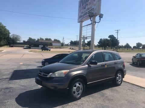 2010 Honda CR-V for sale at Patriot Auto Sales in Lawton OK