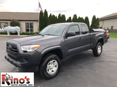 2018 Toyota Tacoma for sale at Rino's Auto Sales in Celina OH