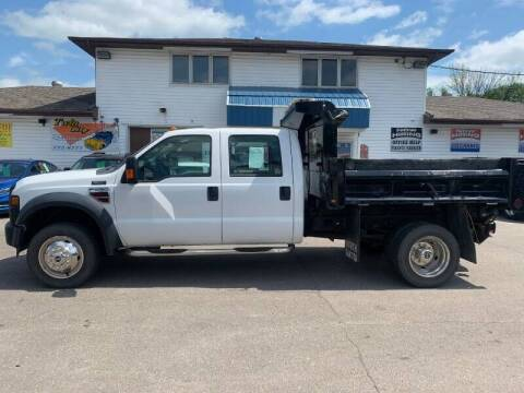 2008 Ford F-450 Super Duty for sale at Twin City Motors in Grand Forks ND