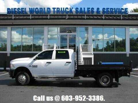 2017 RAM Ram Chassis 3500 for sale at Diesel World Truck Sales in Plaistow NH