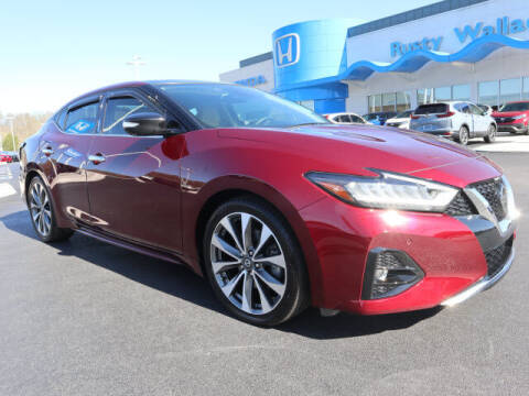2019 Nissan Maxima for sale at RUSTY WALLACE HONDA in Knoxville TN