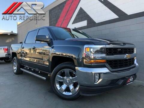 2018 Chevrolet Silverado 1500 for sale at Auto Republic Fullerton in Fullerton CA