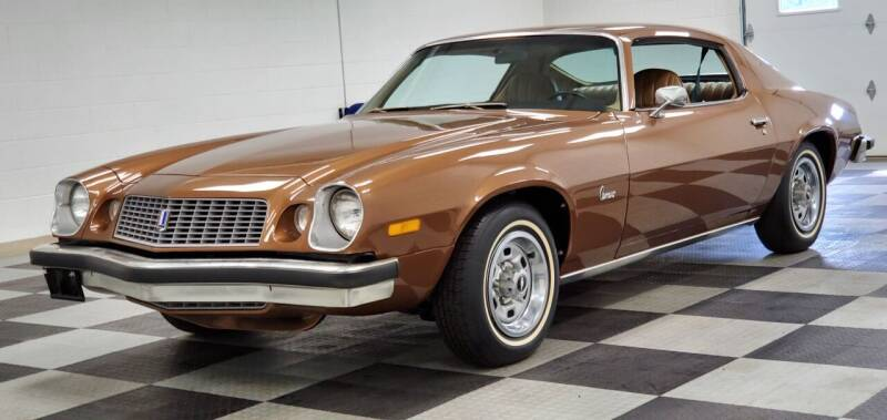 1974 Chevrolet Camaro for sale at 920 Automotive in Watertown WI