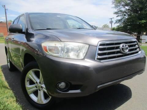 2009 Toyota Highlander for sale at A+ Motors LLC in Leesburg VA