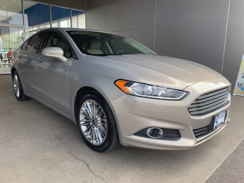 2016 Ford Fusion for sale at Ford Trucks in Ellisville MO