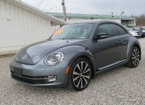2013 Volkswagen Beetle for sale at Low Cost Cars in Circleville OH