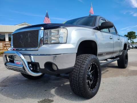 2008 GMC Sierra 1500 for sale at Gary's Auto Sales in Sneads Ferry NC