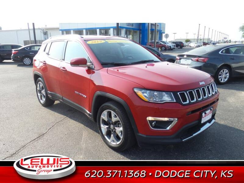 2019 Jeep Compass for sale at Lewis Chevrolet Buick Cadillac of Liberal in Liberal KS