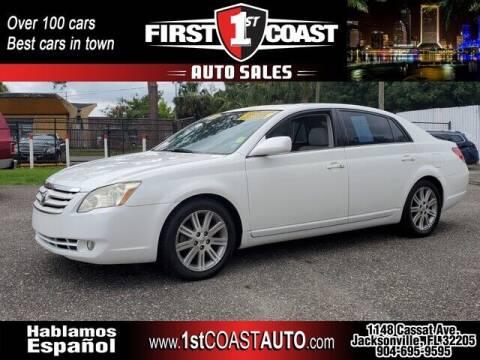 2006 Toyota Avalon for sale at 1st Coast Auto -Cassat Avenue in Jacksonville FL