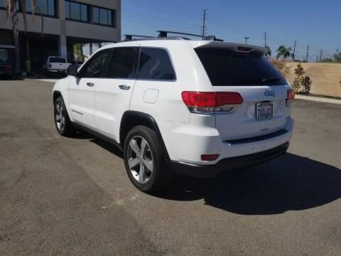 2016 Jeep Grand Cherokee for sale at Auto Facil Club in Orange CA