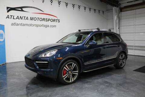 2012 Porsche Cayenne for sale at Atlanta Motorsports in Roswell GA