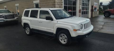 2011 Jeep Patriot for sale at Fortnas Used Cars in Jonestown PA