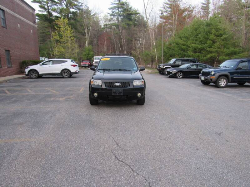 2005 Ford Escape for sale at Heritage Truck and Auto Inc. in Londonderry NH