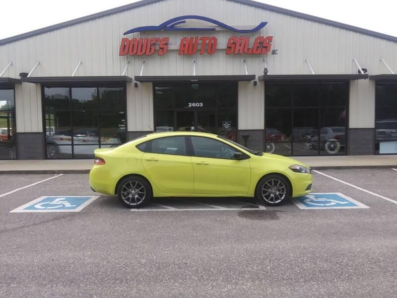 2013 Dodge Dart for sale in Pleasant View, TN