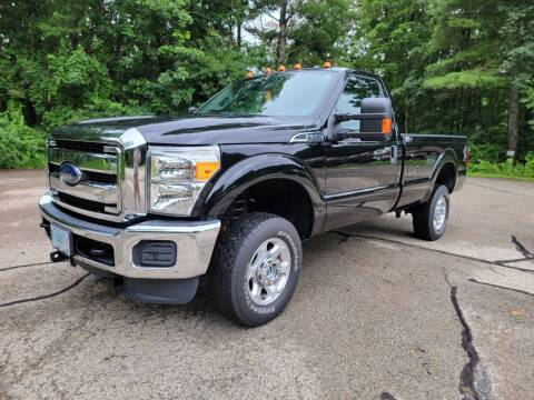 2016 Ford F-250 Super Duty for sale at Brickhouse Motors in Brentwood NH