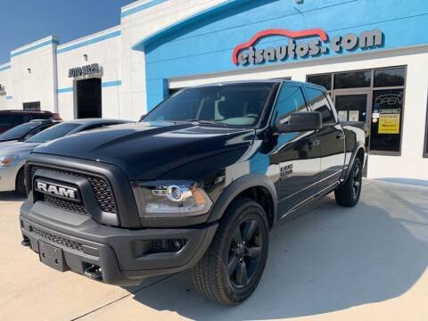 2019 RAM Ram Pickup 1500 Classic for sale at ETS Autos Inc in Sanford FL