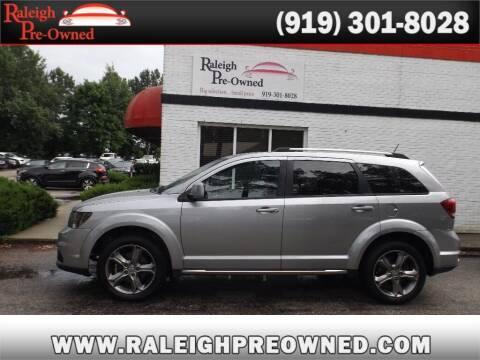 2017 Dodge Journey for sale at Raleigh Pre-Owned in Raleigh NC