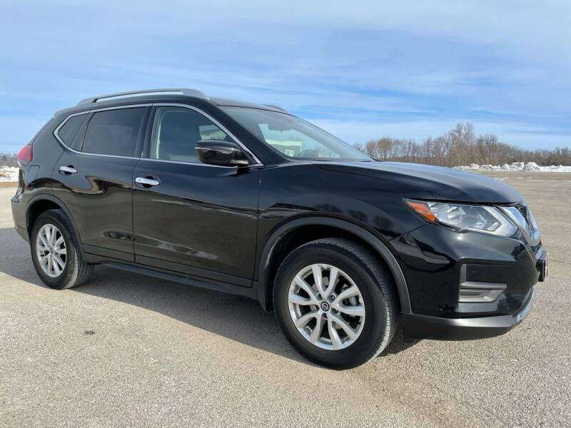 2019 Nissan Rogue for sale at Kuhn Enterprises, Inc. in Fort Atkinson IA